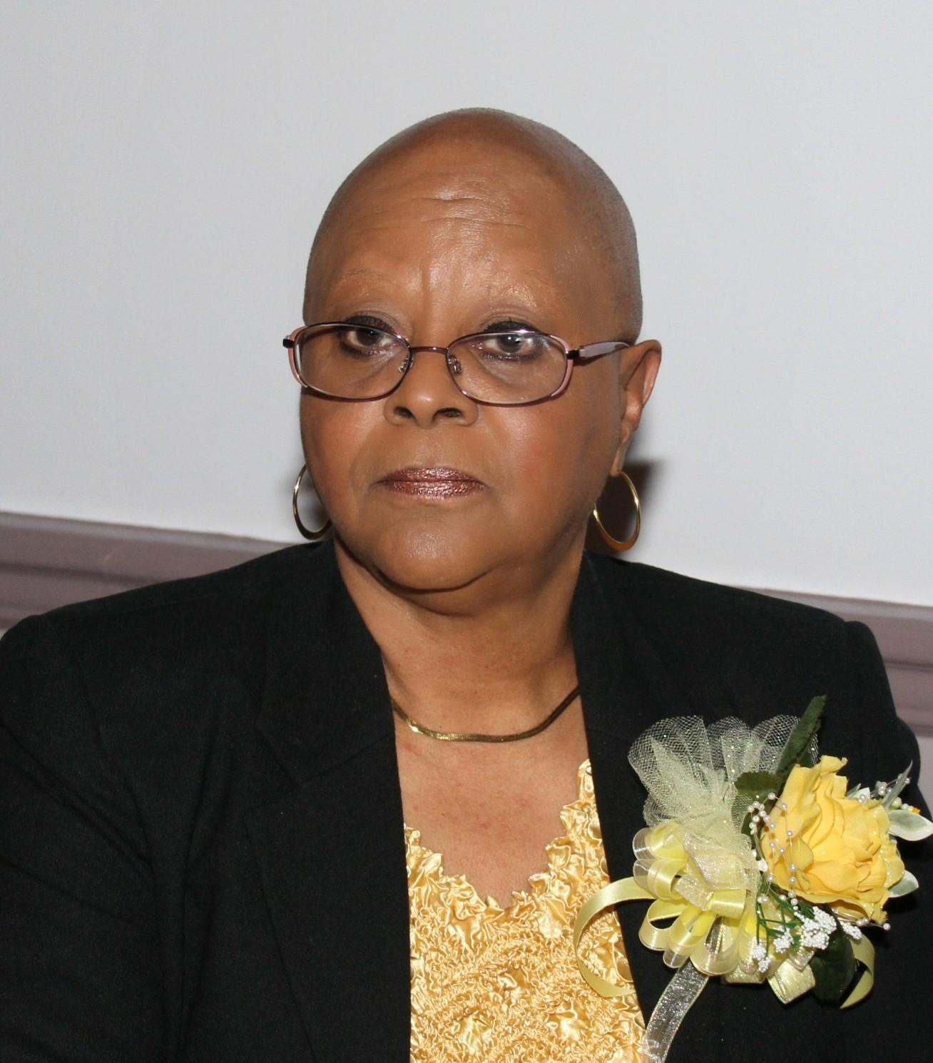 Our President: Melvina Herbert